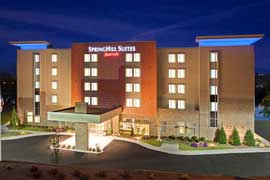 SpringHill Suites by Marriott/Downtown
