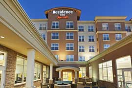 Residence Inn by Marriott & Conference Center/Hamilton Place