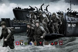 D-Day Normandy movie