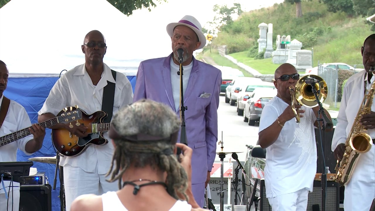 Riverfront Nights featuring Deacon Bluz and the Holy Smoke Band