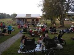 Fireside at Greenway Farm with Erin Medley