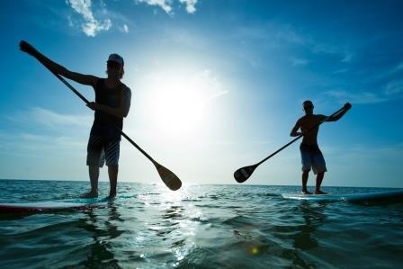 Intro to SUP Classes