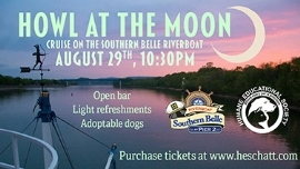 Howl at the Moon River Cruise