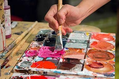 First Fridays: Open Studio Night
