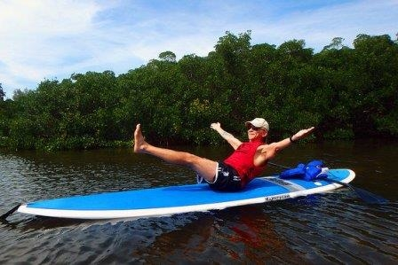 Intro to SUP Yoga