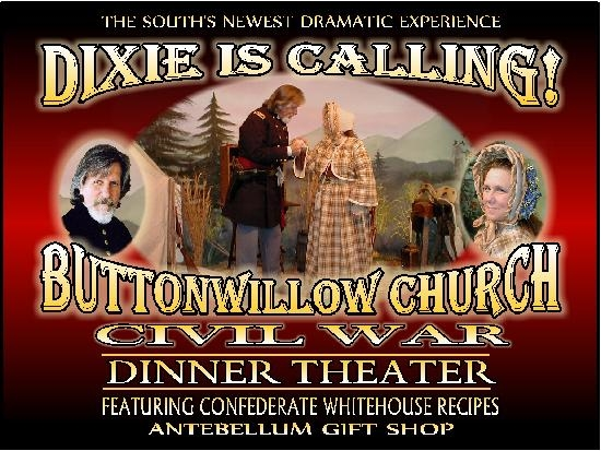 Buttonwillow Civil War Dinner Theater Holiday Special