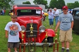 Harrison Ruritan Club Open Car Show